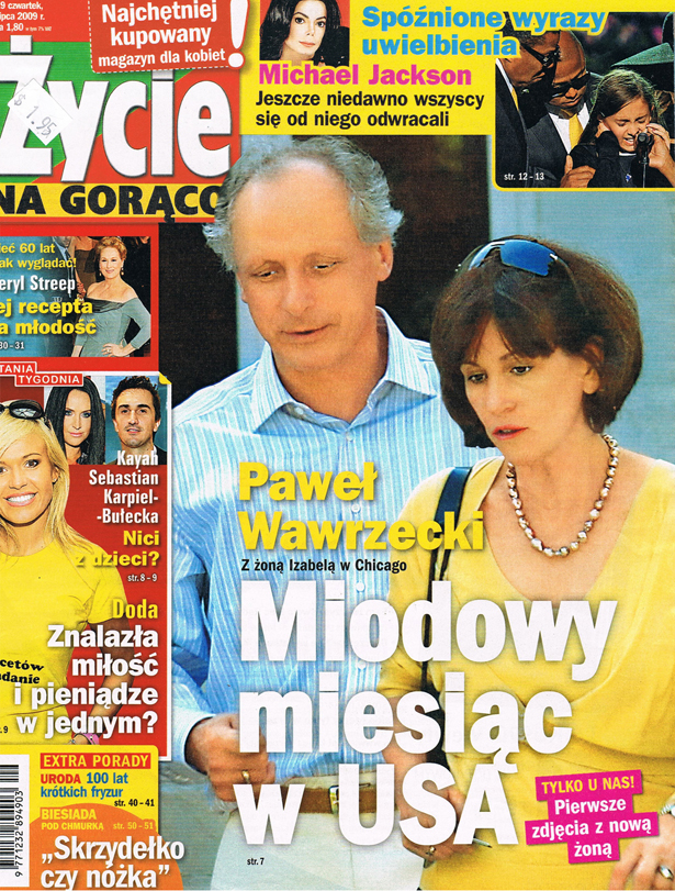 july 09 polish mag cover