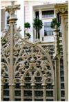 Iron Fence in New Orleans