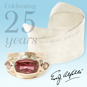 Celebrating 25 years at Eve J. Alfille Calery & Studio