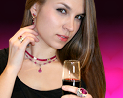 Have you experienced the Magic & Passion of Romantic Gems?