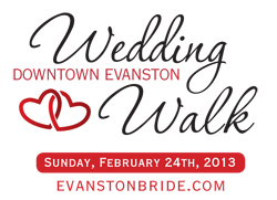 1st Annual Evanston Wedding Walk