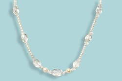 Ice Hotel necklace