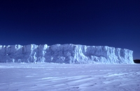 Antarctica Earth and Sky