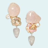 Phantasmagory Earrings by Eve J Alfille