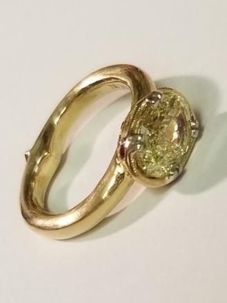 yellowdiamondring